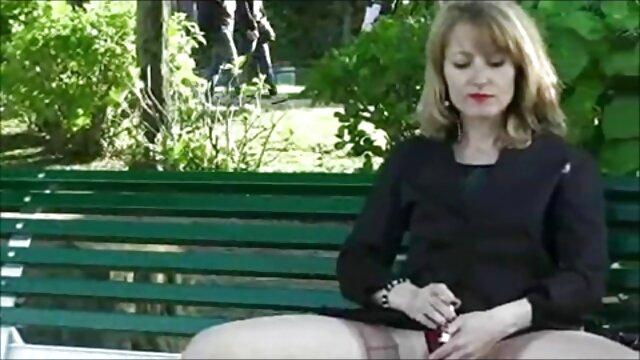 Gina obtiene un dulce videos pornos de maduras en castellano orgasmo del sexo con un amigo dominante